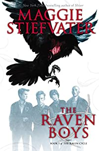 The Raven Boys by Maggie Stiefvater ebook deal