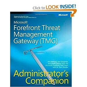 Forefront TMG 2010 Admin Companion