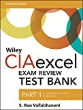 img - for Wiley CIAexcel Exam Review Test Bank: Part 1, Internal Audit Basics (Wiley CIA Exam Review Series) book / textbook / text book