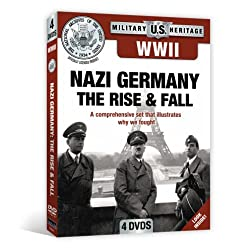 WWII: Nazi Germany The Rise and Fall (National Archives)