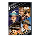 4 Film Favorites: John Wayne (Bilingual)
