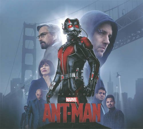 Marvel's Ant-Man: The Art of the Movie Slipcase, by Marvel Comics