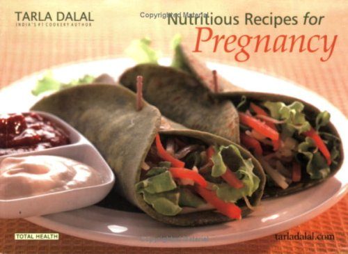 Nutritious Recipes for Pregnancy (English): 1