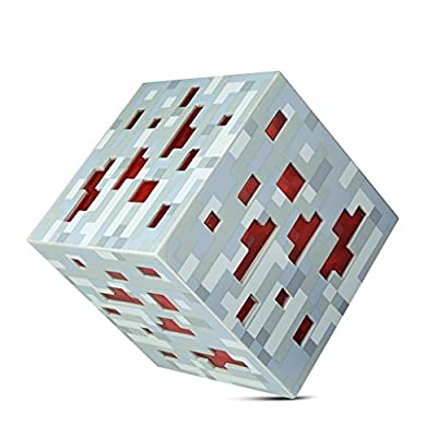 Light-Up Diamond Ore Light-Up Gift Toy for Kids - Red by Generic