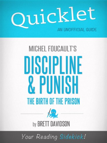 an examination of discipline and punish the birth of the prison Here, discipline and punish provides historical detail about the function of examinations in schools and hospitals the examination in the school was a constant exchanger of knowledge it guaranteed the movement of knowledge from the teacher to the pupil, but it extracted from the pupil a knowledge.