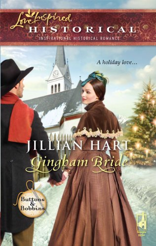 Image of Gingham Bride (Love Inspired Historical)