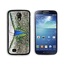 buy Msd Samsung Galaxy S4 Aluminum Plate Bumper Snap Case Close Up Of Peacock Showing Its Beautiful Feathers Image 21723793