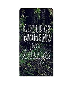Moments Huawei Ascend P6 Case
