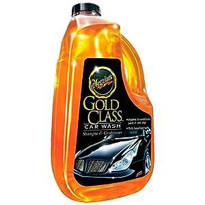 Meguiar's Gold Class Car Wash Shampoo & Conditioner 1 Gallon (128 oz) from Meguiar's