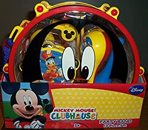 Amazon com: Disney Mickey Mouse Clubhouse Mickey's Party