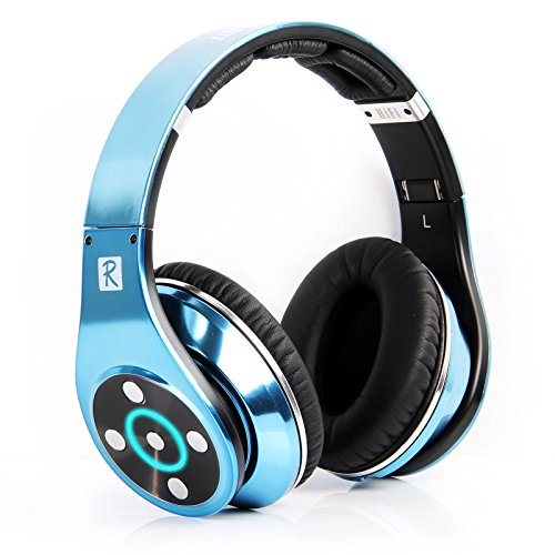 Click to buy Bluedio R+ Legend Version Bluetooth Stereo Headset for Mobile Phones - Retail Packaging - Blue - From only $99.5