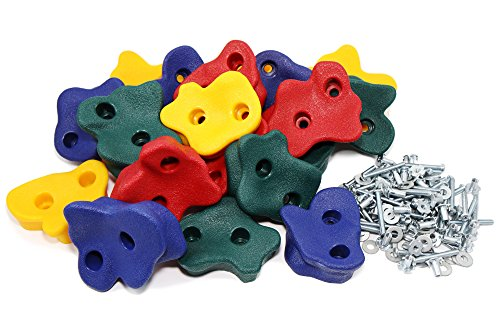 20-Assorted-Rock-Climbing-Holds-for-Kids-with-Longer-2-Mounting-Hardware-for-Jungle-Gyms-Playsets-or-Climbing-Walls