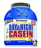 Weider Nutrition Day & Night Casein Vanilla 1800g x 1