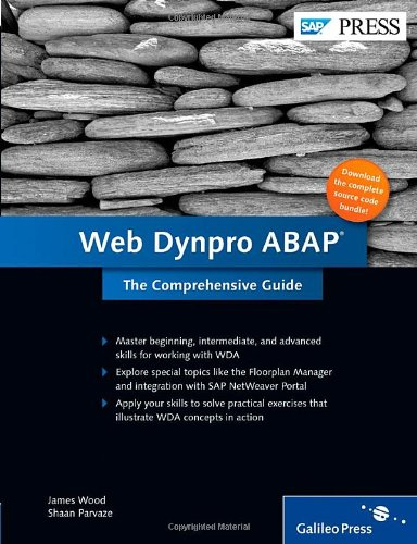 Web Dynpro ABAP: The Comprehensive Guide: Programming for SAP