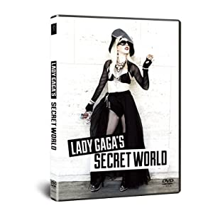 LADY GAGA'S SECRET WORLD [DVD]