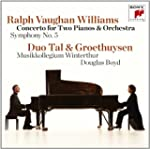 Vaughan Williams: Concerto for Two Pi...