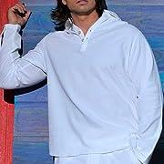 Cayo Costa tunic style men's shirt