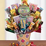 Peter Cottontale's Easter Candy Bouquet