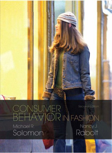 Consumer Behavior in Fashion (2nd Edition)