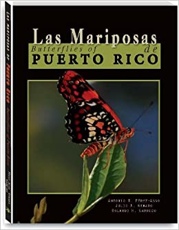 Butterflies of Puerto Rico - Las Mariposas de Puerto Rico: Antonio R