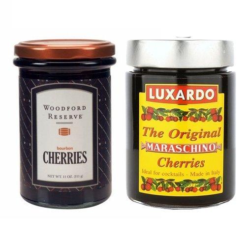 luxardo-maraschino-400g-woodford-reserve-311g-bourbon-gourmet-cherries-by-n-a