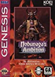 Nobunaga's Ambition (Sega Genesis)