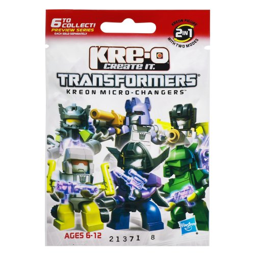KRE-O Transformers Preview Series Kreon Micro-Changers Figure (A2034)