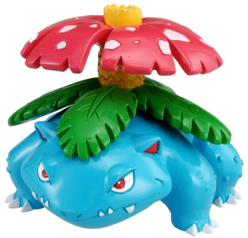 Takaratomy Pokemon Monster Collection M Figure - M-056 - Venusaur/Fushigibana - 1