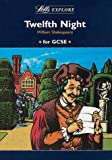 img - for Letts Explore Twelfth Night (Letts Literature Guide) by Stewart Martin (1994-06-30) book / textbook / text book