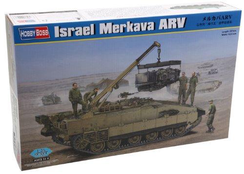 Hobby Boss Idf Merkava Arv Vehicle Model Building Kit