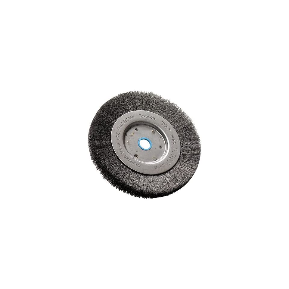 Fine Makita 5 Crimped Wire Wheel Fine For Bench Grinders 9300 Gmtry Best Dining Table And Chair Ideas Images Gmtryco