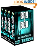 Box of Boo: Four Horror Thrillers (Boxed Set Book 5)