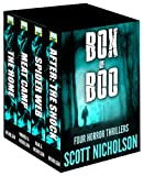 Box of Boo: Four Horror Thrillers (Boxed Set)