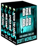 Box of Boo: Four Horror Thrillers (Bo...