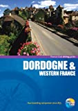 Thomas Cook Publishing Dordogne, driving guides, 4th