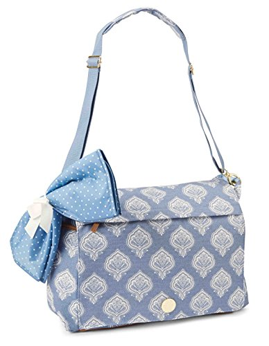 Mud Pie Jaipur Messenger Bundle, Blue