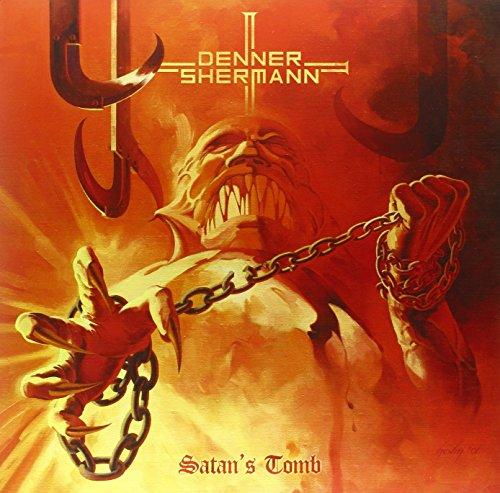 Satan's Tomb (Flame Coloured Vinyl)