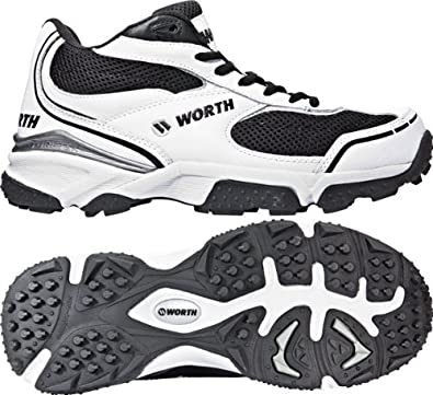 Worth WTOX Toxic Turf Shoe Mid - White