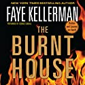 The Burnt House Audiobook by Faye Kellerman Narrated by George Guidall