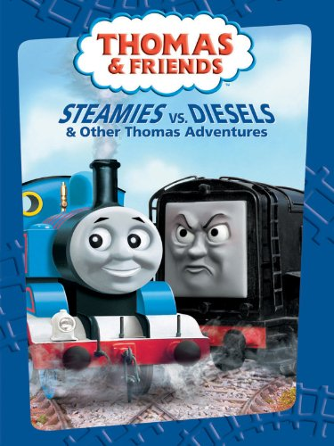Thomas & Friends: Steamies Vs. Diesels