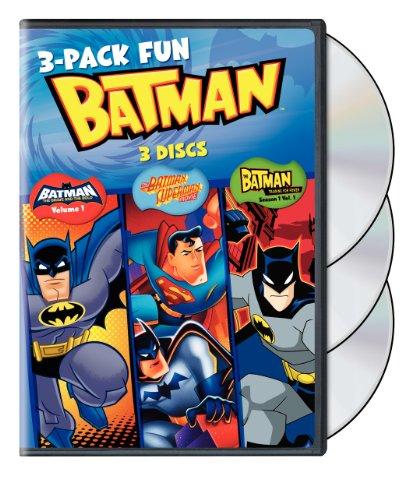 Batman 3-pack Fun at Gotham City Store