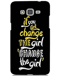 WEB9T9 Samsung galaxy on 7 Back Cover Designer Hard Case Printed Cover