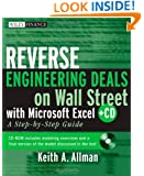 Reverse Engineering Deals on Wall Street with Microsoft Excel: A Step-by-Step Guide