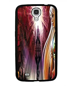 PRINTSWAG SHADOW AND GIRL Designer Back Cover Case for SAMSUNG GALAXY MEGA 6.3