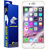 "ArmorSuit MilitaryShield - Apple iPhone 6 Screen Protector (4.7"") (Case Friendly) Anti-Bubble Ultra HD - Extreme Clarity & Touch Responsive Shield with Lifetime Free Replacements"