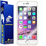 """ArmorSuit MilitaryShield - Apple iPhone 6 Screen Protector (4.7"""") (Case Friendly) Anti-Bubble Ultra HD - Extreme Clarity & Touch Responsive Shield with Lifetime Free Replacements"""