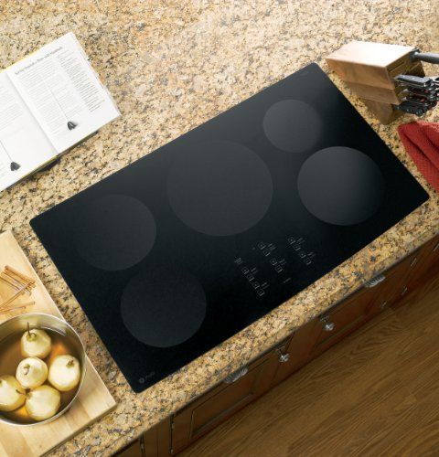36 Inch Cooktops ~ Inch electric cooktop with downdraft