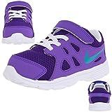 Nike Baby-Boys Revolution 2 V Running Shoes Girls 10 M US Toddler