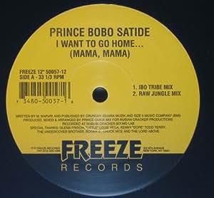 Prince Bobo Satide I Want To Go Home...