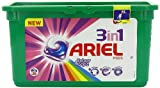 Ariel Liquitabs 3 in 1 Pods Colour 38 Tablets (Pack of 3 - 114 Tablets)